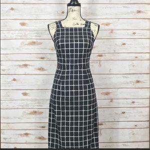 Betsey Johnson | Sleeveless Checkered Dress